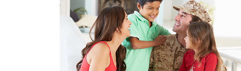 ChanceLight® works with Military families
